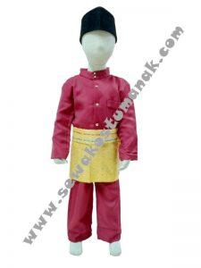Kostum Negara Malaysia